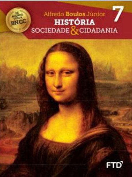 História sociedade e cidadania