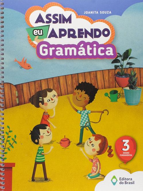 Assim eu Aprendo Gramática - 3º ano
