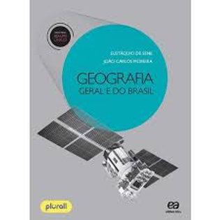 Geografia geral e do Brasil volume único