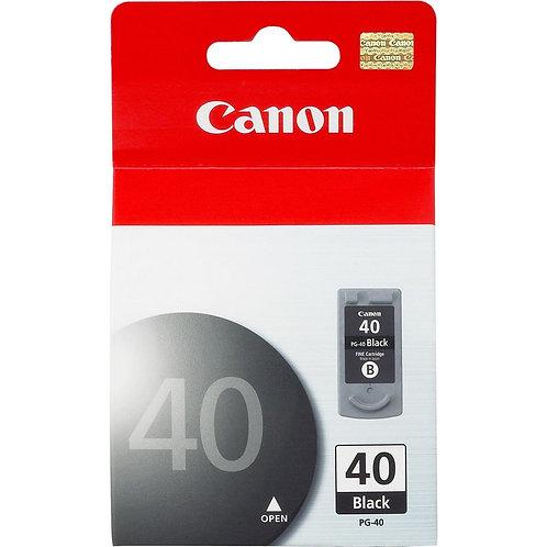 Cartucho Canon PG40 Preto