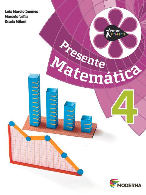 Projeto presente matemática 4ª ano