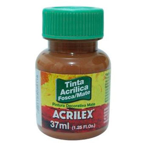Acrilex - Marrom Fosco