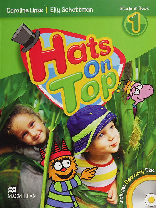 Hats on Top - Student Book - 1
