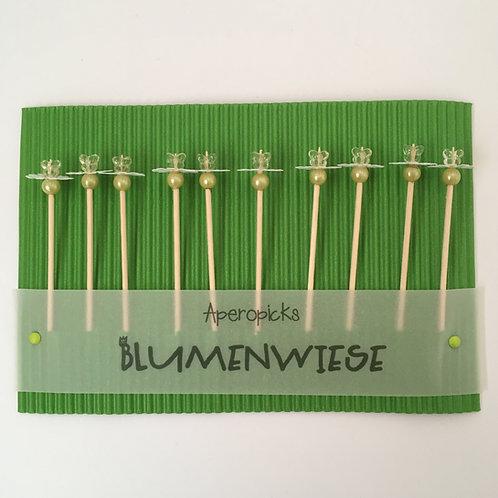 """Aperopicks """"Blumenwiese"""""""