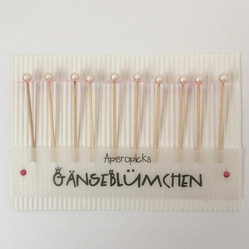"""Aperopicks """"Gänseblümchen"""""""
