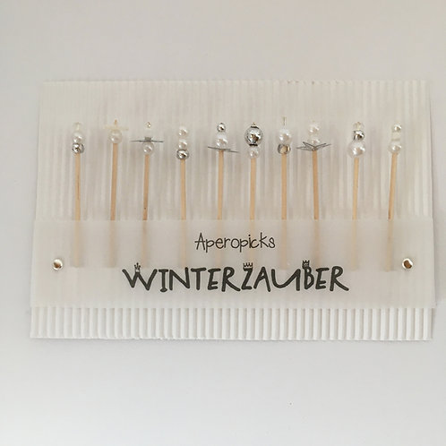 "Aperopicks ""Winterzauber"""