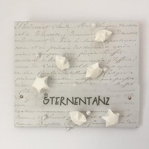 Girlande Sternentanz