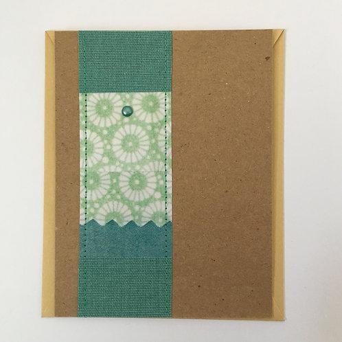 Piccolokarte jade
