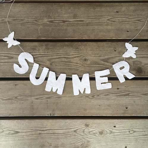 Girlande Summer