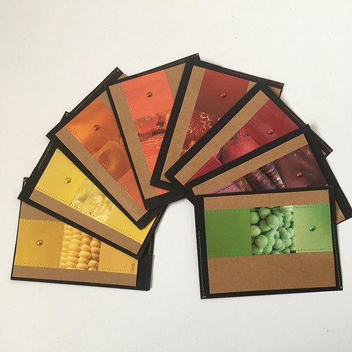 Piccolokarten Geschenkset marktfrisch