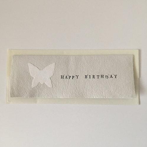Happy Birthday Schmetterling