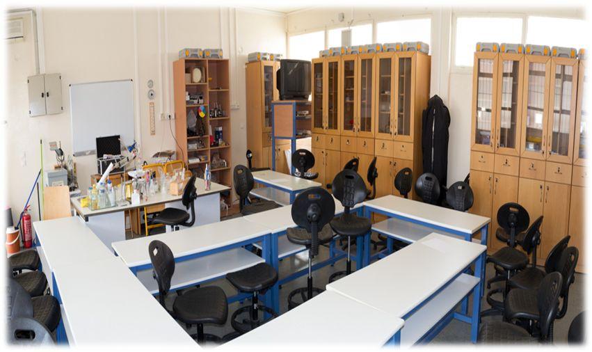 7. science lab