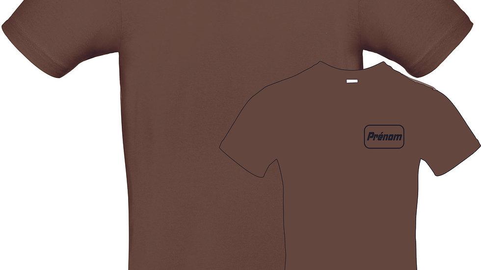 T-shirt STAFF avec prénom