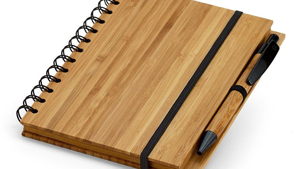 Bloc-notes bambou