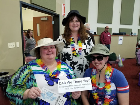 """2017 Trivia Bee for Literacy """"Tourists"""""""