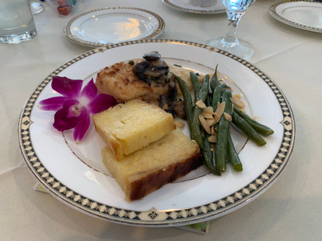 Spring Luncheon deliciousness
