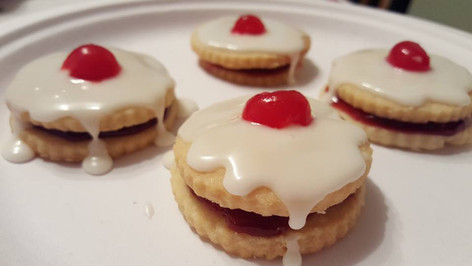 Scottish Empire Biscuits by: Kara Marselle
