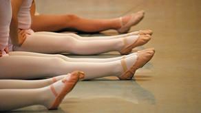 Éveil à la danse : reprise des cours