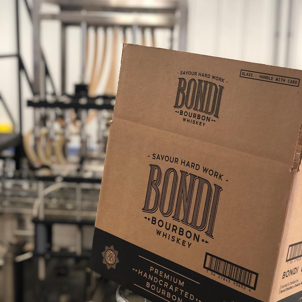 Bondi Bourbon Case