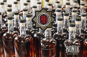 Bondi Bourbon Bottles