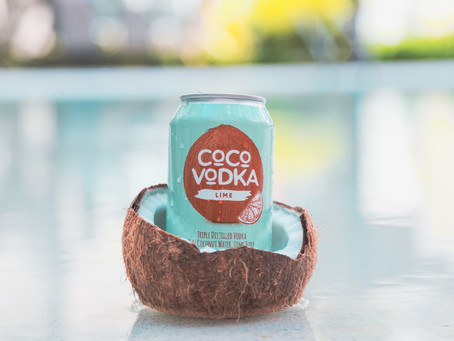 CoCo Vodka LIME...Yes PLEASE!