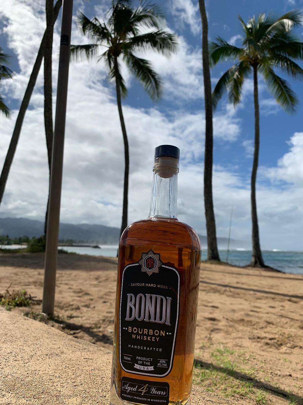 Bondi Bourbon in Hawaii