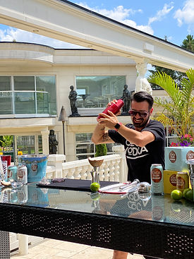 Mark mixing a CoCo Cocktail.JPG