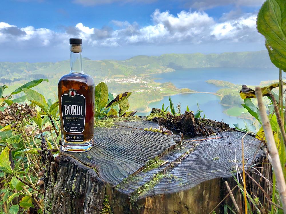 Bondi Bourbon Savouring the VIEW in PORTUGAL