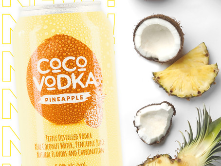 Hello CoCo Vodka Pineapple!!!