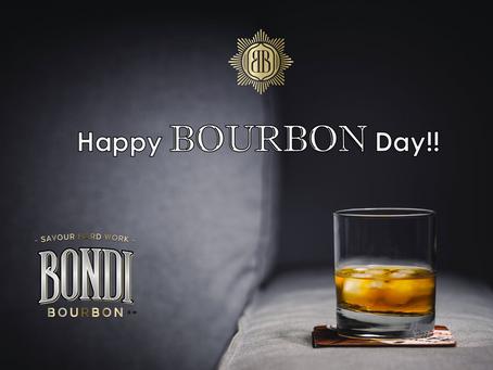 Happy BOURBON Day!!