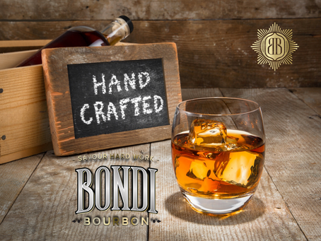 Hand Crafted Bourbon