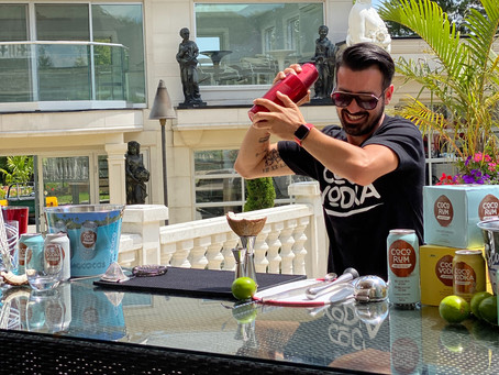 JOIN THE COCO COCKTAIL CHALLENGE