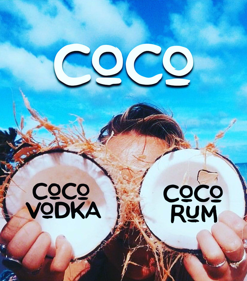 CoCo Vodka and CoCo Rum.JPG
