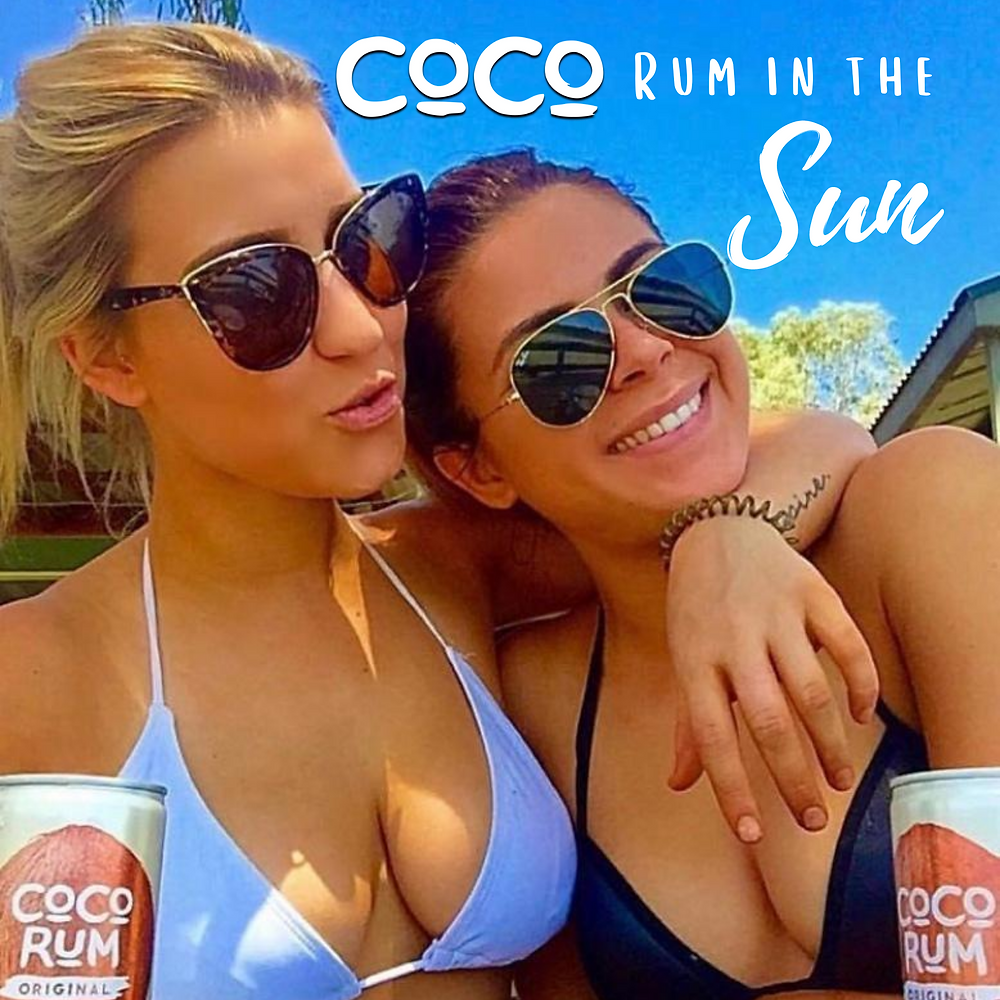 CoCo Rum fun in the sun