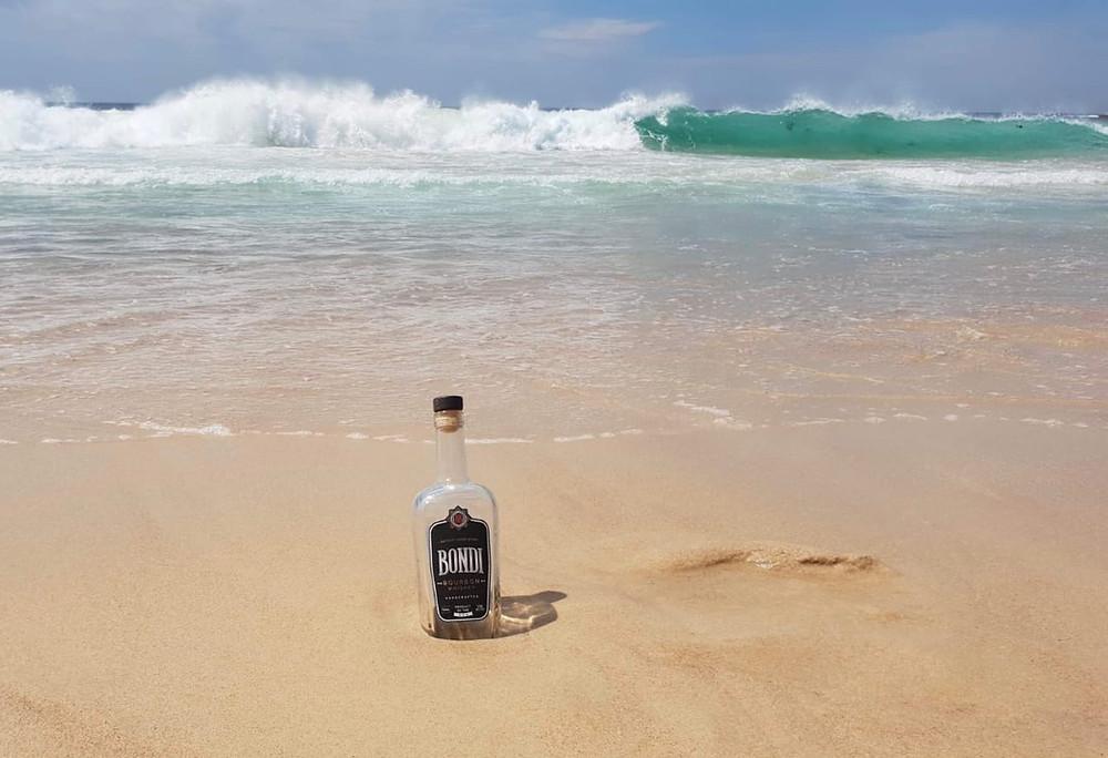 Bondi Bourbon, Bondi Beach, Savour Hard Work