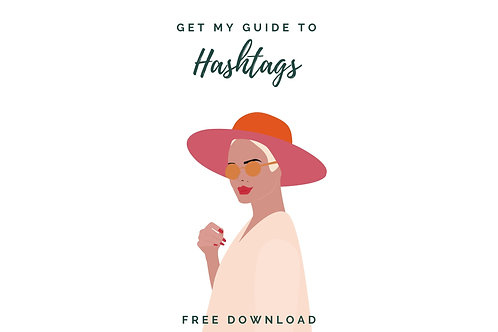 Free Guide to Hashtags