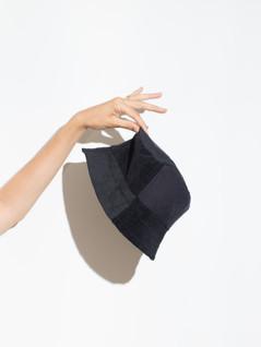 Mixed corduroy Bucket Hat