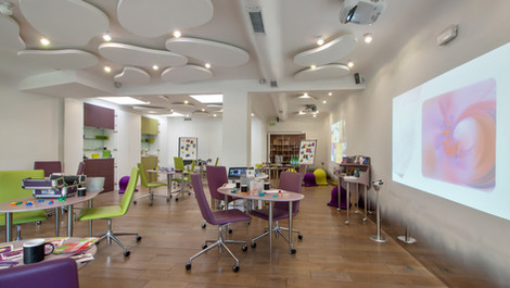 inno.centre: a place designed by experts