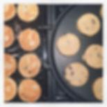 TT#2 • T E S T. B A K E • the first bake