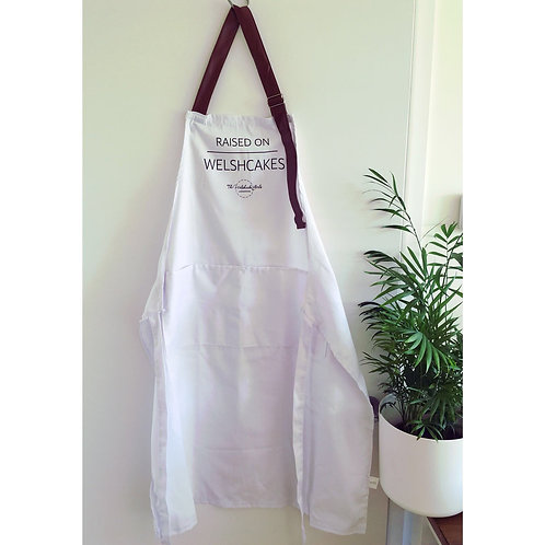 Raised on Welshcakes Apron