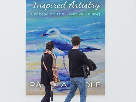Celebration Tour and Giveaway for Inspired Artistry - Embracing the Creative Calling