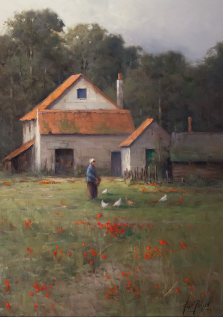 Andre Baylon Summer on the Farm