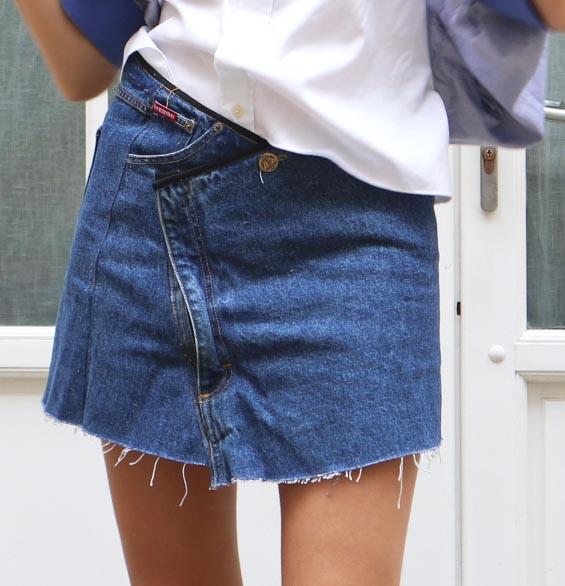 Boyfriend Skirt