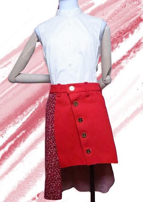 Asymmetric Skirt