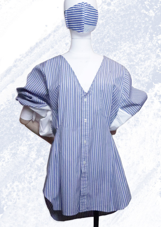 Puffy Shirt-dress