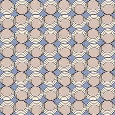 Modular print for Spoonflower