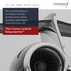 Website Carbonbased Aviation