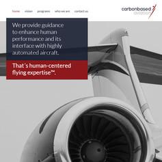 Website Carbonbased Aviation