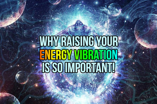 Raising your vibrational frequency!