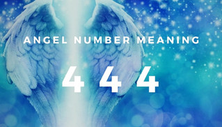 Number Meanings From The Angels!